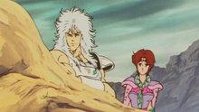 北斗の拳2 第24話(133) 「ロック死の伝達! ケンシロウ友の命を受けとめよ!!」