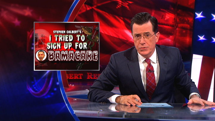 The Colbert Report - s10 | e11 - Wed, Oct 23, 2013