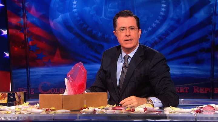 The Colbert Report - s10 | e14 - Tue, Oct 29, 2013