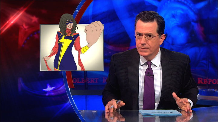 The Colbert Report - s10 | e19 - Wed, Nov 6, 2013