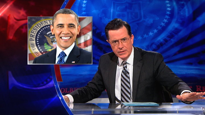 The Colbert Report - s10 | e22 - Tue, Nov 12, 2013