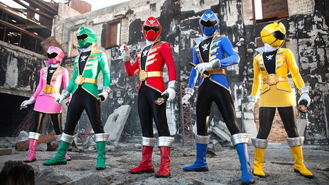 Power Ranger Super Megaforce Season 1 Episode 1