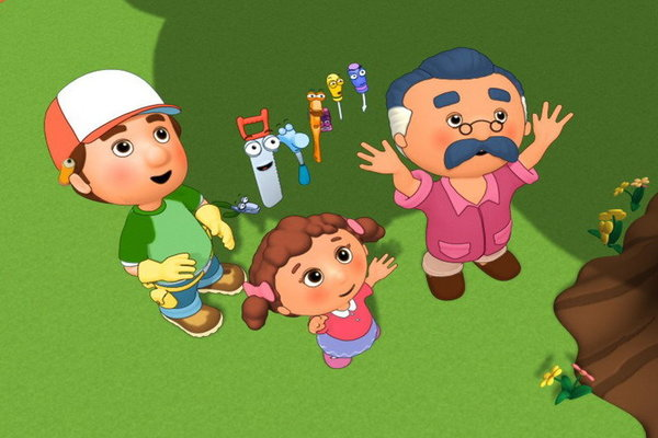 Watch Manny to the Rescue / Handy Hut - Handy Manny Online ...